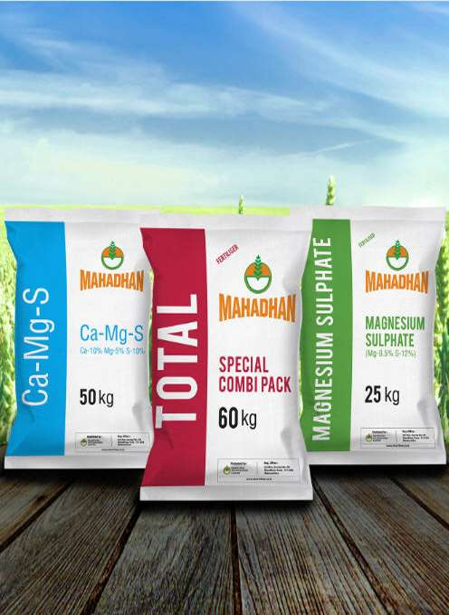 Mahadhan Total - Secondary Nutrients Fertiliser