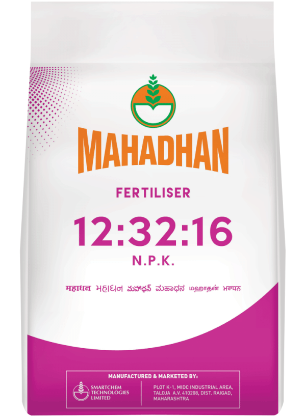 12 32 16 Fertilizer by Mahadhan
