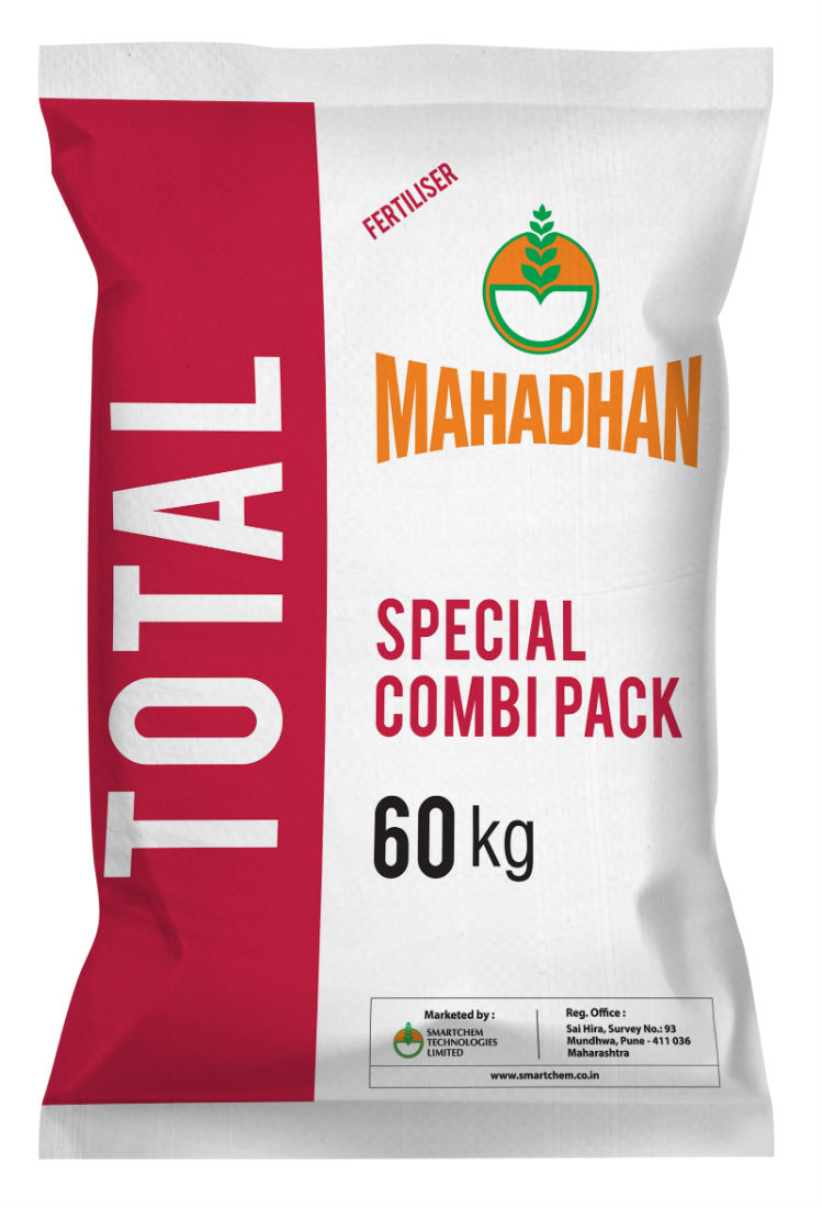 Mahadhan Total 60kg Bag