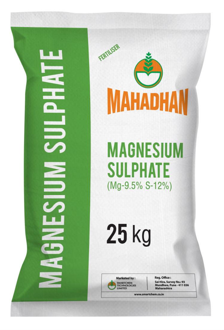 Secondary Nutrients Magsulf 25