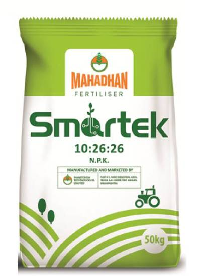 Mahadhan Smartek - 10:26:26 Fertilizer Bag