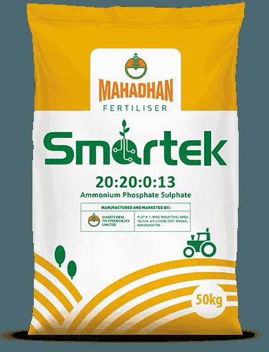 Smartek 20:20:0:13 NPK bag